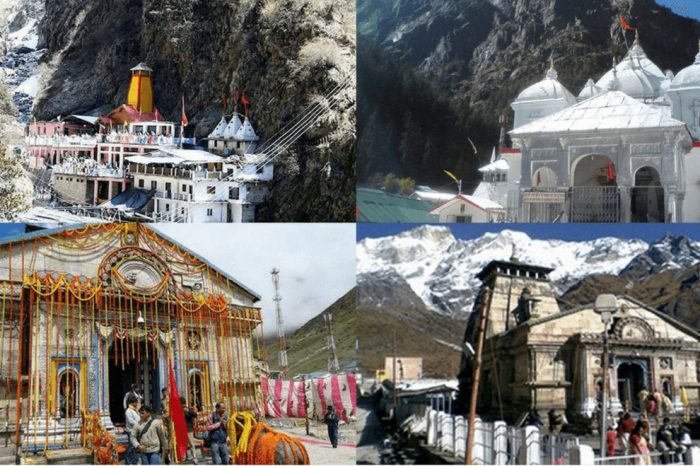 Char Dham Yatra-11 Nights / 12 Days (By Road)